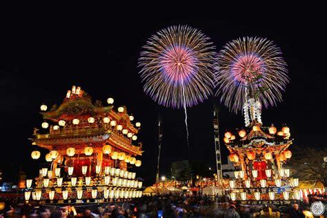 chichibu night festival   japan