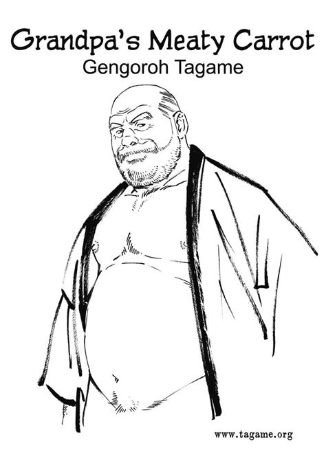 eng gengoroh tagame grandpas meaty carrot