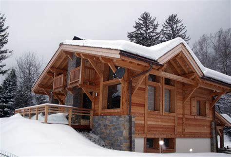 construire chalet bois prix prix construction chalet bois 74