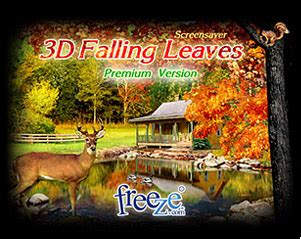 3d Falling Leaves Animated Wallpaper - free screensavers for windows 7 free screensavers windows