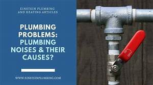 Plumbing Noises And Their Causes