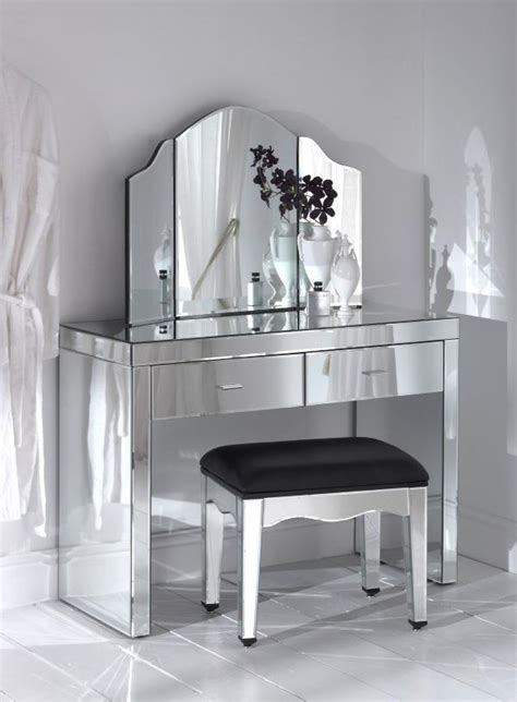 ideas  ultra modern mirror covered furniture