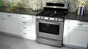 Frigidaire Gas Ranges Fggs3075kw Frigidaire Professional Appliances