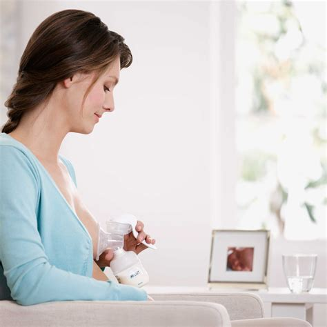 Philips Avent Natural Manual Breast Pump Scf33020 Brand