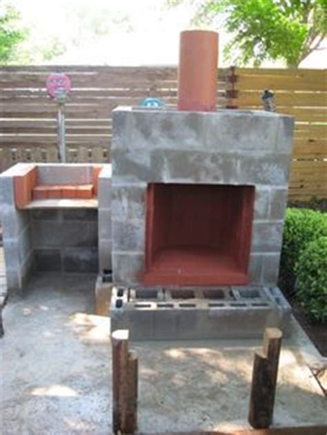 25 best ideas about outdoor fireplace plans on