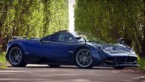 Pagani Huayra Pearl is powerful, blue, and one of a kind ...