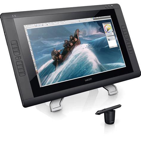 tavola grafica mac wacom dtk2200 cintiq 22hd pen display refurbished