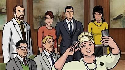 Archer Tv Season Sterling Lana Kane Episode