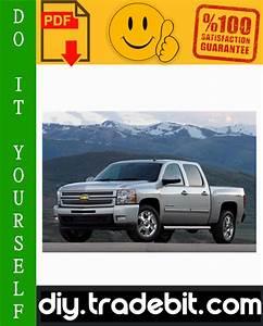 Chevy Chevrolet Silverado Service Repair Manual 1999