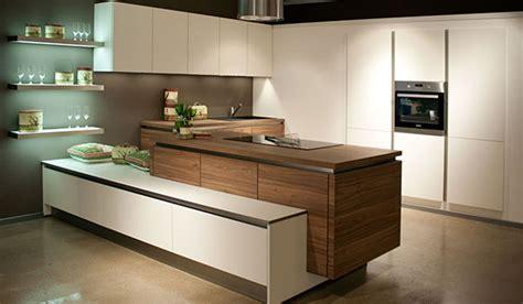 plan de travail de cuisine cuisine design la cuisine sur mesure avec le groupement
