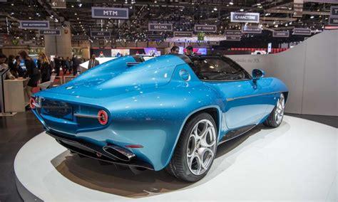 Alfa Romeo Disco Volante Spider by Der Alfa Romeo Disco Volante Spider Ist Ein Bildsch 246 Ner 8c