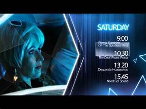 After Effects project Neon TV Broadcast Package