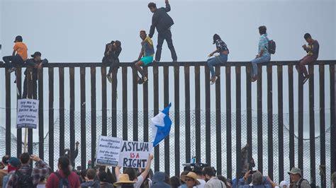 border patrol stops caravan   illegal immigrants