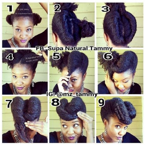 10 of the most stunning natural hair pictorials black