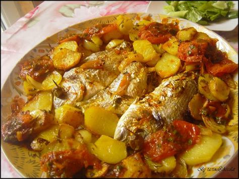 cuisiner une dorade au four dorades au four avec ses pommes de terre by tartine