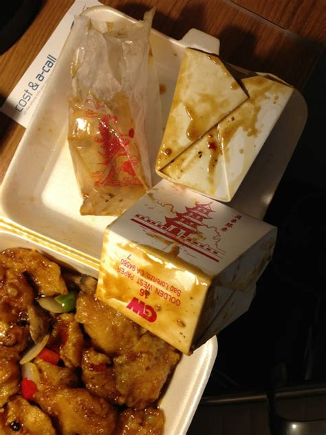 tasty garden frisco spilled delivery and no utensils yelp