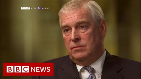 Prince Andrew & the Epstein Scandal: The Newsnight ...