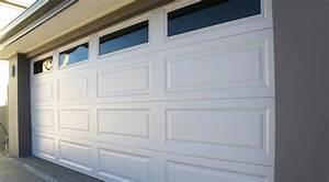 Porte De Garage Basculante Sur Mesure : porte de garage sectionnelle sur mesure devis porte garage ~ Melissatoandfro.com Idées de Décoration