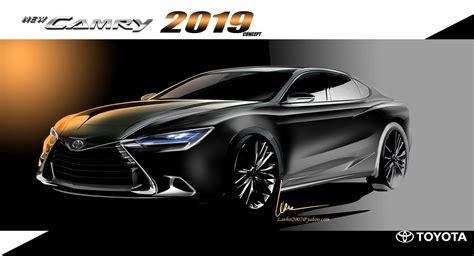 toyota camry concept auto express