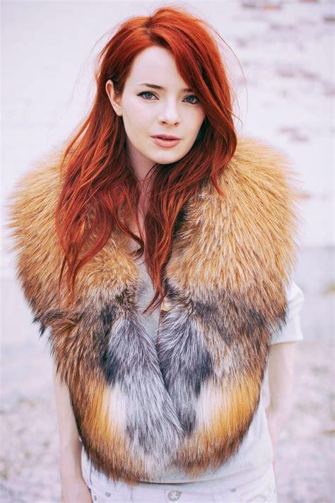 red hair dye job
