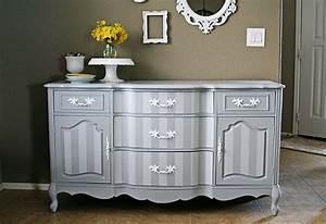 comment peindre un meuble en bois le guide pratique With peindre un vieux meuble en blanc