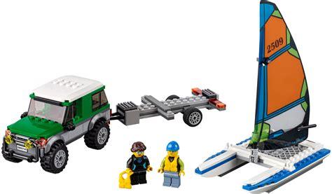 Boat Catamaran Lego by Lego 60149 4 215 4 With Catamaran I Brick City