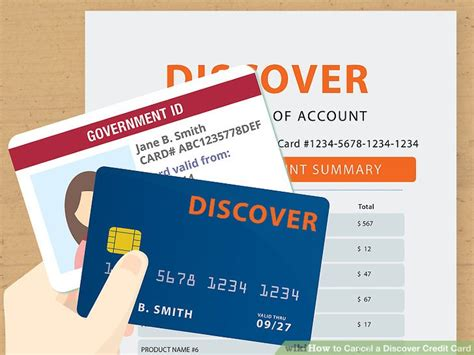 Maybe you would like to learn more about one of these? How to Cancel a Discover Credit Card: 8 Steps (with Pictures)
