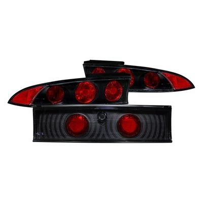 mitsubishi eclipse rsgsgsx jdm altezza tail lights black