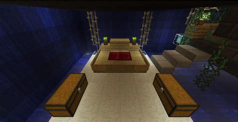 chambre minecraft deco lit minecraft