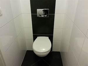 carrelage toilette suspendue With carrelage adhesif salle de bain avec acheter des led