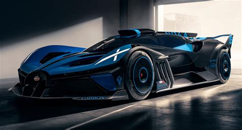 Bugatti has designed the drive specifically for use on the racetrack and has optimised the engine and gearbox in particular for higher engine speeds. Driving The Bolide Is Like Riding On A Cannonball, Bugatti Boss Claims | Carscoops