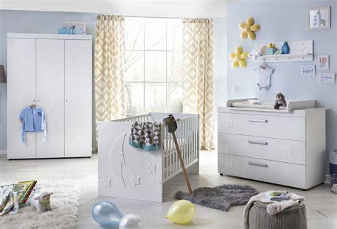 Trendteam Stars Babyzimmer Weiß  Möbel Letz  Ihr Onlineshop