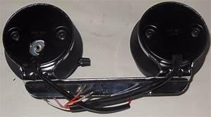 Sportster Fxr Shovelhead Speedometer  U0026 Tachometer