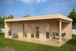 summer house with sauna hansa lounge xxl 22m2 70 mm 8 With whirlpool garten mit mini sauna für balkon