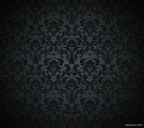 Black White Damask Wallpaper Black Vintage Classic Texture Wallpaper Download Classic Hd Wallpaper Appraw