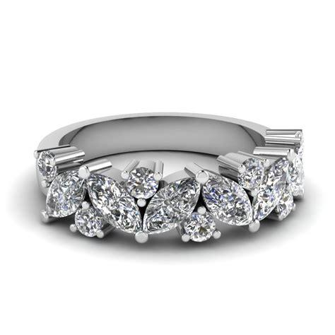 anniversary rings diamond wedding anniversary bands