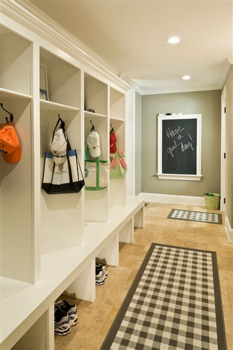 great mudrooms  inspired room