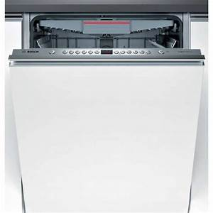 Lave Vaisselle Integrable Bosch : bosch smv46mx03e lave vaisselle tout encastrable 14 ~ Melissatoandfro.com Idées de Décoration
