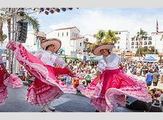 Old Spanish Days Calendar of Events