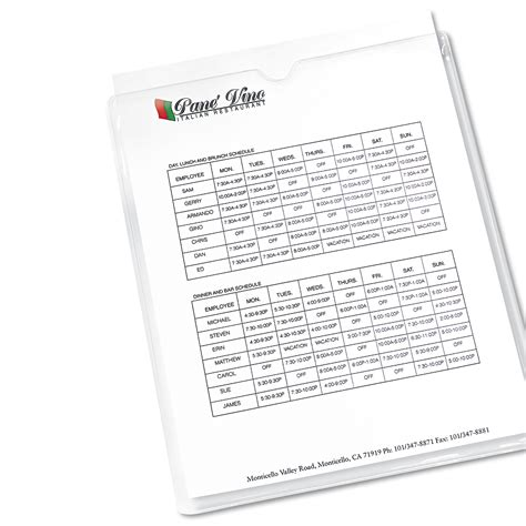 ave74804 avery top load clear vinyl envelopes w thumb