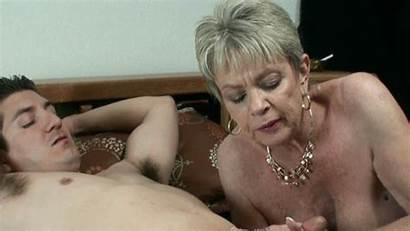 Nasty Grannies Mrs Carrington Boy Lawn Clips