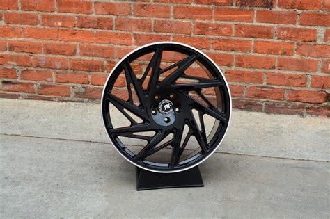roadforce rf luxury wheels gloss black finish