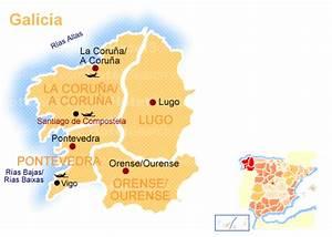 SFJ XUNTOS MOITOS: MAPAS: Comarcas de GALICIA y provincias de ESPAÑA