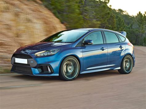 New 2017 Ford Focus RS   Price, Photos, Reviews, Safety