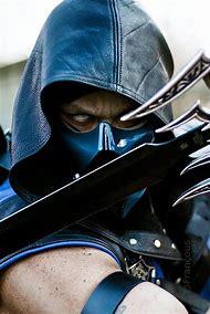 Mortal Kombat Sub-Zero Cosplay Costume