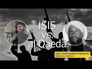 ISIS vs. al Qaeda: The Jihadist Divide - YouTube