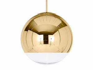 Tom Dixon Lamp : buy the tom dixon mirror ball pendant light gold at ~ Markanthonyermac.com Haus und Dekorationen