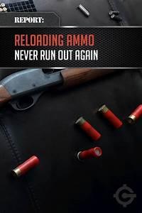 Ammo Reloading For Your Guns