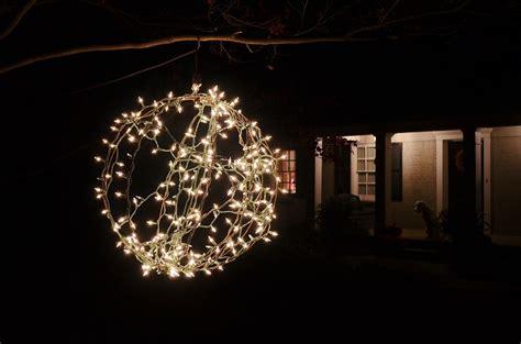 chicken wire christmas lights non chicken wire lighted balls redeem your ground