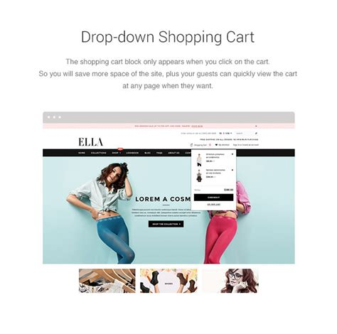 Themes Templates For 2 Items Per Product Page by Ella Responsive Shopify Template Sections Ready By